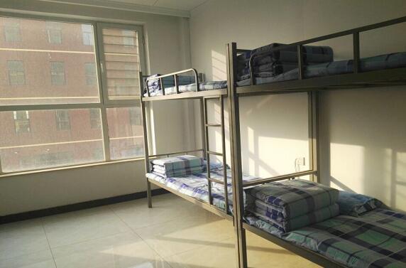 石家庄白求恩医学院四人公寓住宿条件怎么样