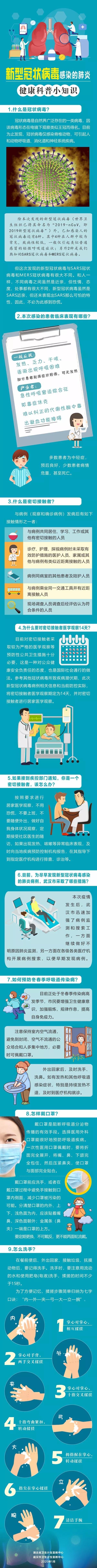 关于石家庄白求恩医学中等专业学校全体师生做好新型肺炎疫情防控工作的重要通知