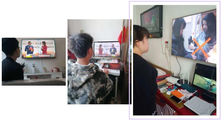 石家庄白求恩医学院组织全体师生收看消防网络公开课